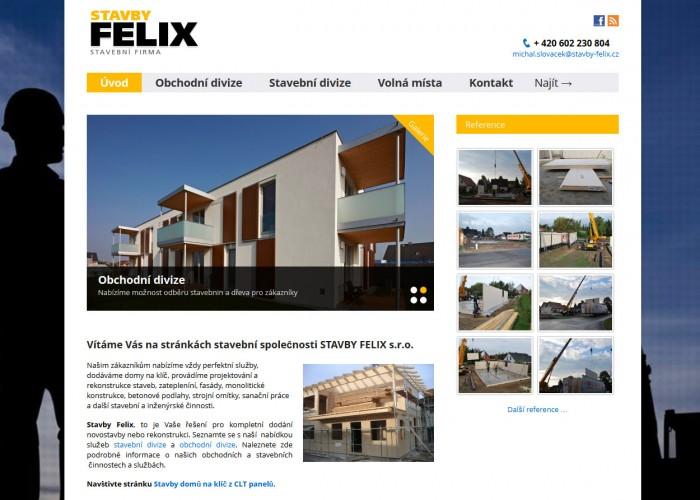 Stavby Felix