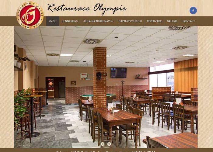 Restaurace Olympie